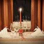 Valentinstag Dinner